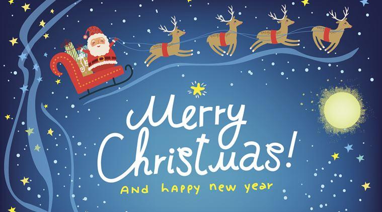 Рождество — это время ….